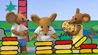 Rastamouse - Series 3: 3. Da Rollin' Cheese