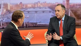 The Andrew Marr Show - 22/03/2015