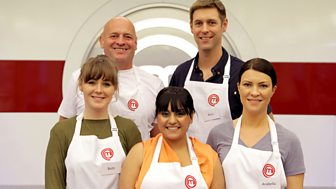 Masterchef - Series 11: Episode 10