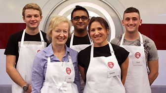 Masterchef - Series 11: Episode 11