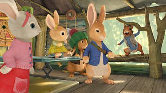 Peter Rabbit - The Tale Of The Great Rabbit And Squirrel Adventure
