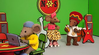 Rastamouse - Series 3: 7. Club Cheese