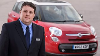 Peter Kay's Car Share - Unscripted