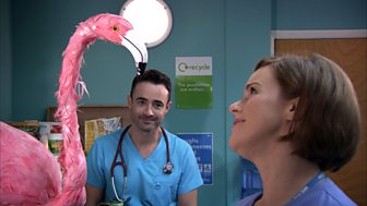 Holby City - Series 17: 27. Go The Distance