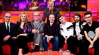 The Graham Norton Show - Series 17: Episode 1