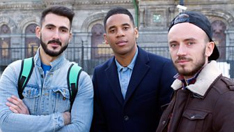 Reggie Yates' Extreme Russia - 2. Gay & Under Attack