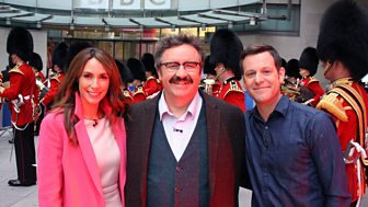The One Show - 16/04/2015