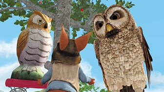 Peter Rabbit - Series 2: 3. The Tale Of The Scare Owl