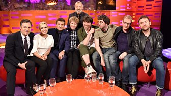 The Graham Norton Show - Series 17: Episode 3