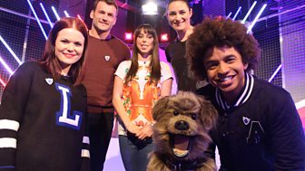 Blue Peter - Sport Badge 2015 Launch