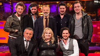 The Graham Norton Show - Series 17: Episode 4