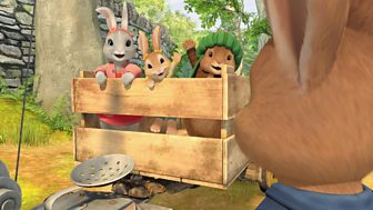 Peter Rabbit - Series 2: 13. The Tale Of The Cotton-tail's Treetop Tumble