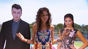Pop Slam! - Series 2: 3. Sam Smith V Selena Gomez
