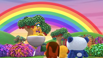 Ruff-ruff, Tweet And Dave - 23. A Rainbow Adventure