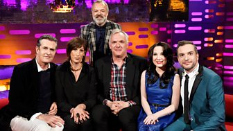 The Graham Norton Show - Series 17: Episode 5