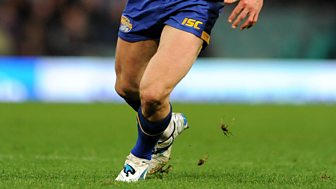 Rugby League: Challenge Cup - 2015: Leeds Rhinos V Huddersfield Giants