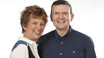 Alison Butterworth and Phil Trow
