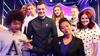 Blue Peter - Hetty Feather And Football