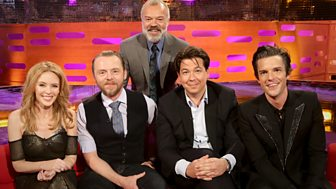 The Graham Norton Show - Series 17: Episode 6