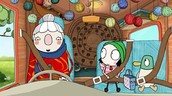 Sarah & Duck - Series 2: 28. Wool On Wheels