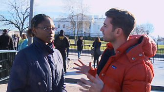 Newsround Specials - 1. Growing Up Black In America: A Newsround Report