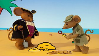 Rastamouse - Series 3: 18. Da Mouseland Cheese Hunt