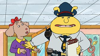 Arthur - Series 19: 10. Duelling Detectives