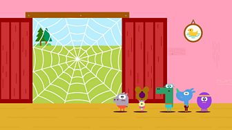 Hey Duggee - 29. The Spider Badge