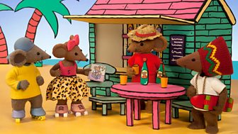 Rastamouse - Series 3: 24. Makin' A Bad Ting Good As New
