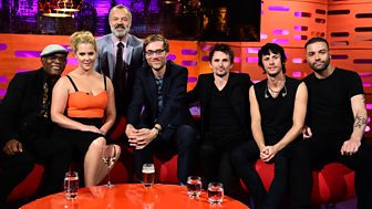 The Graham Norton Show - Series 17: Episode 9
