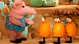 Clangers - 5. The Flying Froglets