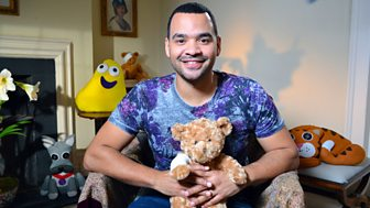Cbeebies Bedtime Stories - 550. Michael Underwood - The Dinosaurs Are Having A Party