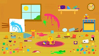 Hey Duggee - 33. The Tidy Up Badge