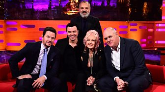 The Graham Norton Show - Series 17: Episode 10