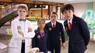 Odd Squad - 76. Olive And Otto In Shmumberland Part Two