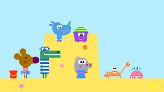 Hey Duggee - 39. The Sandcastle Badge