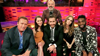 The Graham Norton Show - Series 17: Episode 11