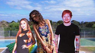 Pop Slam! - Series 2: 9. Ariana Grande V Ed Sheeran