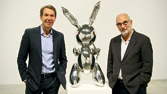 Imagine... - Summer 2015: 2. Jeff Koons: Diary Of A Seducer