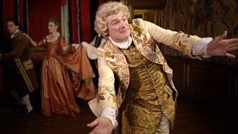 Horrible Histories - Series 6: 8. Gorgeous George Iii Special