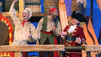 Swashbuckle - Series 3: 3. The Line Song
