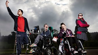 The Unbreakables: Life & Love on Disability Campus