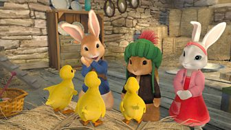 Peter Rabbit - Series 2: 17. The Tale Of The Missing Ducklings