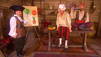 Swashbuckle - Series 3: 7. A Fruitful Day