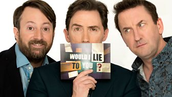 Would I Lie To You? - Series 9: 9. The Unseen Bits