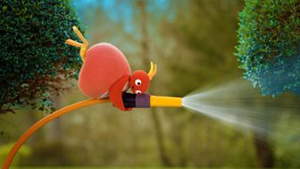 Twirlywoos - Series 2: 1. Getting Wet