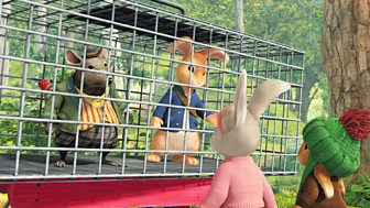 Peter Rabbit - Series 2: 21. The Tale Of The Locked Cage