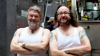 The Hairy Bikers' Asian Adventure - Series 1 Cutdowns: 1. Hong Kong