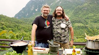 The Hairy Bikers' Asian Adventure - Series 1 Cutdowns: 6. South Korea