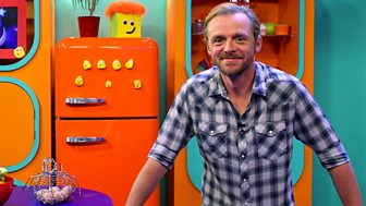 Cbeebies Bedtime Stories - Chickens Can't See In The Dark